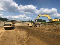 Pete and Pete and Boyas Excavating are expanding our landfill to better serve our customers